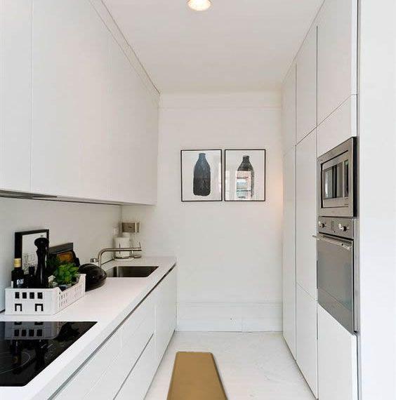 L Shaped Anti Fatigue Kitchen Mat